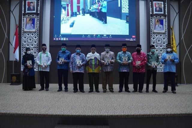 DILANTIK Ketua DDII Kalsel, Sekalian Launching Buku Ustadz H Chairani Idris (2)