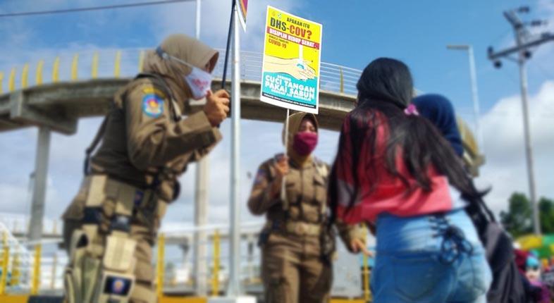 KALSEL SUMBANG 466 dari Sebaran 18.617 Kasus Baru COVID-19 di Indonesia
