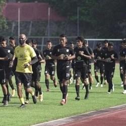 GELAR UJI COBA Lawan Arema FC, Barito Putera Jelang Kick-off Liga 1