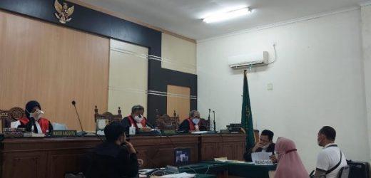 PENGAKUAN Mantan Pegawai PT Travellindo Lusiyana yang Dihadirkan Sebangai Saksi
