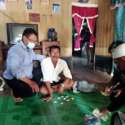 BISNIS Zineth, Mantan Kades Martapura Barat Digiring Polisi
