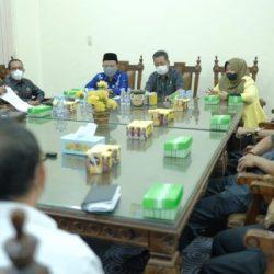 KOMISI  II Dorong Kabupaten Tabalong untuk Tambah Sahamnya di Bank Kalsel