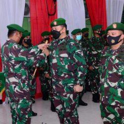BERGESER Jabatan Dandim/1001, Begini Penekanan Brigjen TNI Firmansyah