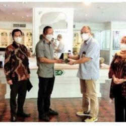 KOMISI II DPR Kalsel Kunjungi Kantor Bank Kalsel Cabang Jakarta