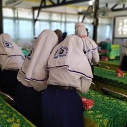 DIPERSIAPKAN PTM di Banjarmasin Sambil Jalankan Vaksinasi Pelajar