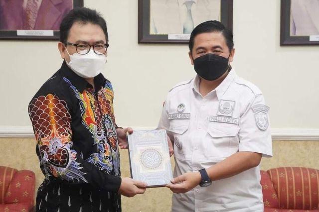 SILATURRAHIM ke UIN Antasari, Walikota Ajak Sinergi Bangun Banjarmasin (2)