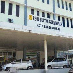TIDAK ADA Lagi Pasien Covid di RS Sultan Suriansyah