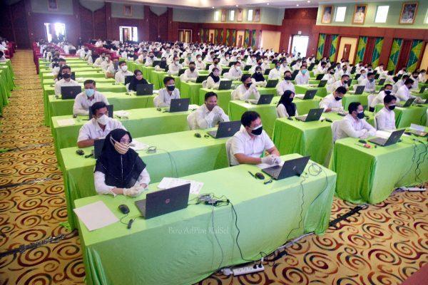 BKN Terapkan Fitur Identifikasi Tubuh Peserta SKD CPNS 2021