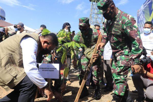 PUNCAK Bersih -bersih Jadikan Sungai Martapura Bungas dan Revolusi Hijau, Terlibat Korem 101/Antasari
