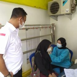 USULAN Anggota Dewan, Berkolaborasi saat Reses Turut Percepat Vaksinasi di Kalsel