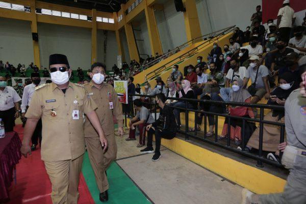 GUBERNUR Sahbirin Noor Apresiasi Gotong Royong Atasi Pandemi