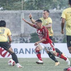 TIM BAGUS, Nilai Pelatih Bali United terhadap Barito Putera