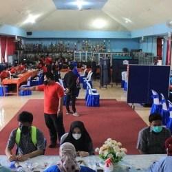 PERSIAPAN PTM di Banjarmasin, Vaksinasi Ditujukan bagi Pelajar SMA