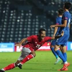MENANG 2-1, Timnas Indonesia Kalahkan Taiwan di Kualifikasi Piala Asia