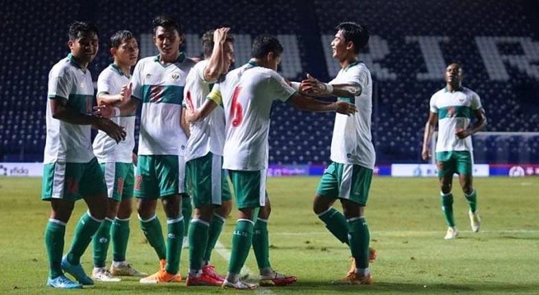 TIMNAS Indonesia Bisa Masuk Grup Neraka Kualifikasi Piala Asia 2023