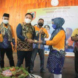 SOLIDARITAS KRBB Kalsel Diminta Gubernur Berkontribusi Percepatan Pembangunan Daerah