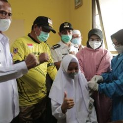 TURDES Vaksinasi Bergerak Jelajah 13 Kabupaten Kota se Kalsel