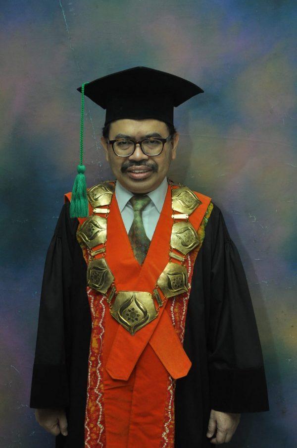 REKTOR UIN Antasari Kembali Dipimpin Prof Dr H Mujiburrahman dan Dilantik Menteri Agama
