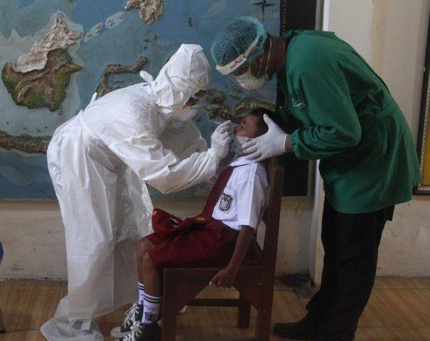 DIPROTES Kebijakan Tes Antigen bagi Siswa SMA/SMK, Inilah Sikap Dewan Kalsel