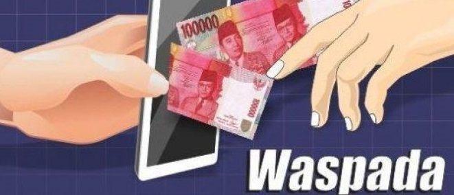 "ADA WARGA Kalsel Dirugikan 'Pinjol"" Lapor dan Polda Terus Waspadai"