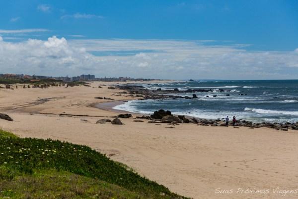 Praia em Gaia