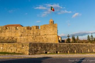 Fortaleza de São João da Foz em Porto