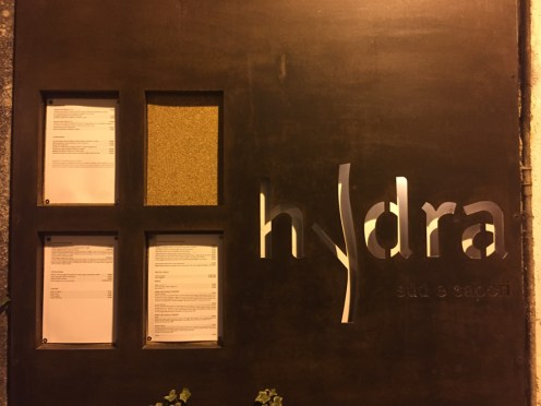Restaurante Hydra