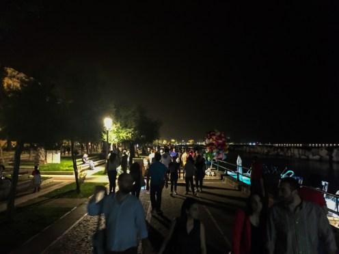 Passeio Noturno Orla Salerno
