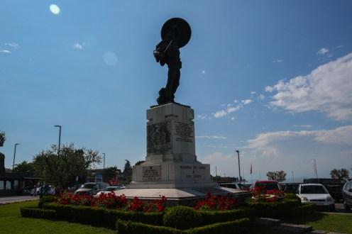 Monumento em Garda