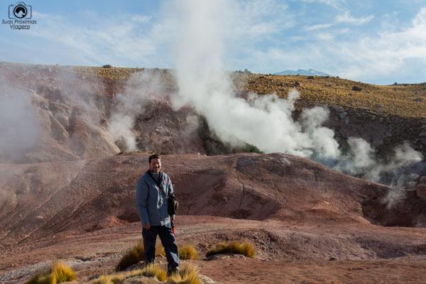 Boca Del Diablo no Roteiro do Atacama