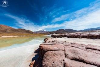 Piedras Rojas e Vulcão