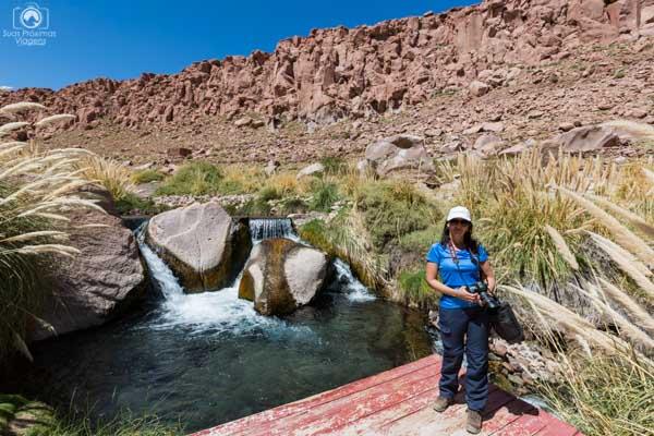 Termas de Puritama no Roteiro do Deserto do Atacama de 5 dias