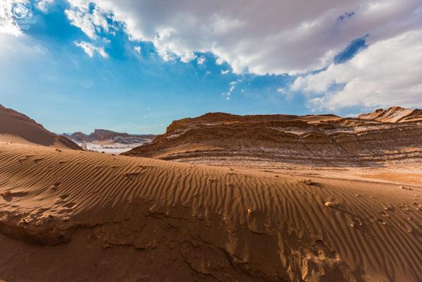Valle de La Luna em Roteiro no Atacama de 5 dias
