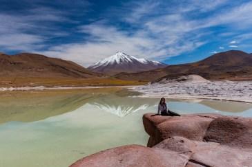Vulcão Cainchique - Atacama