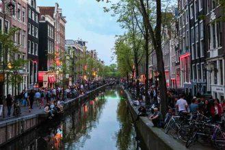 Canais da Cidade em O que fazer em Amsterdam