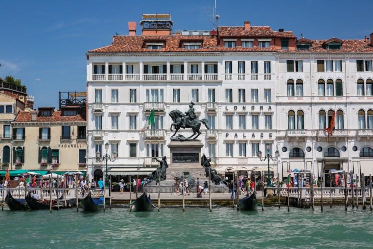 Londra Palace em Veneza