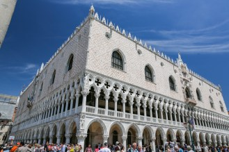 Edifício na Piazza San Marco em Veneza