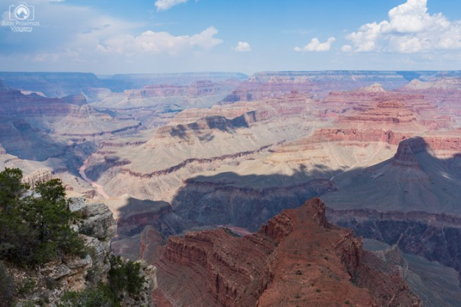 Desert View no Parque Nacional Grand Canyon