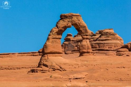 Delicate Arch no Parque Nacional Arches