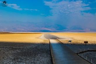 Badwater Basin no Death Valley California