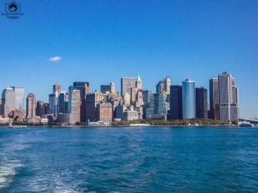 State Cruise a caminho da Liberty Island