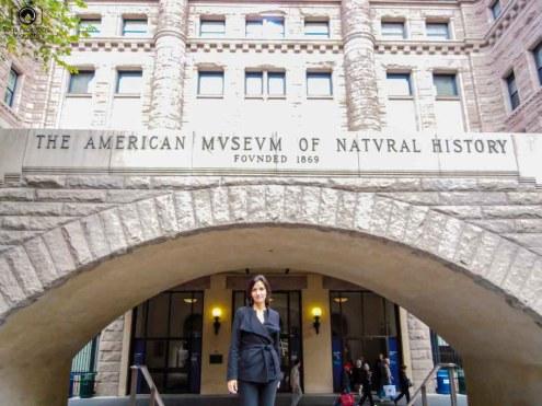Museu de História Natural nos Melhores Passeios de Nova York
