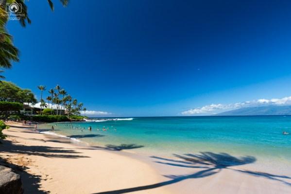 Napili Bay em Maui no Havaí