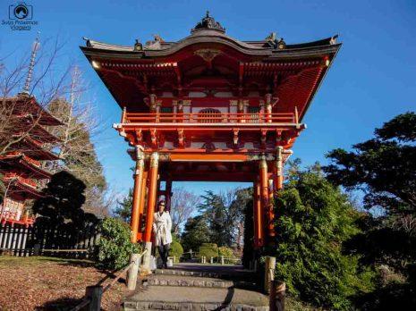 Jardim Japonês nas Melhores Dicas de San Francisco California