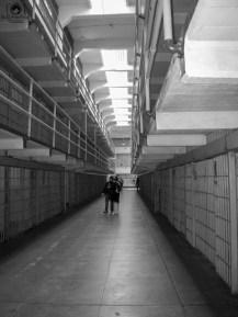 Corredor de Alcatraz nas Melhores Dicas de San Francisco