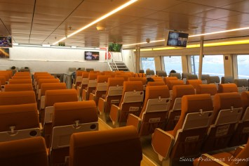Classe Economica Ferry Boat em Mykonos