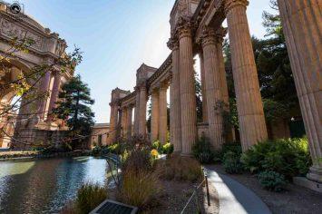 Palace of Fine Arts nas Melhores Dicas de São Francisco 6