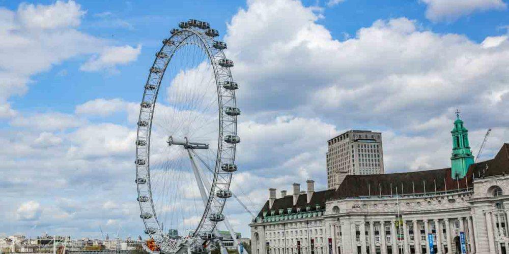 Vista da London Eye em O Que Fazer em Londres