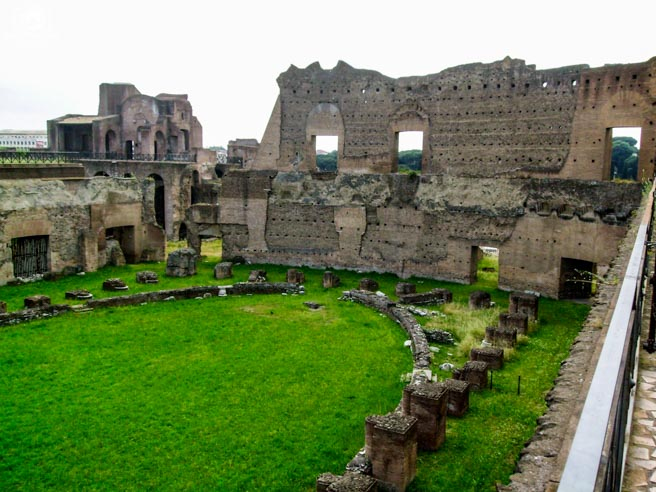 Ruínas de Roma em o que fazer em Roma 3
