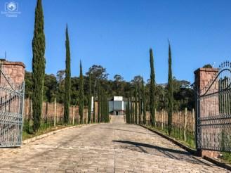 Entrada da Almaúnica no Vale dos Vinhedos em Bento Gonçalves